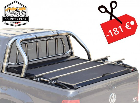 VW Amarok |COUNTRY PACK|