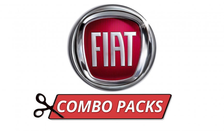 FIAT FULLBACK |COMBO PACKS|