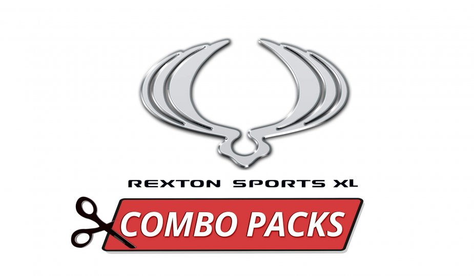 SSANGYONG REXTON SPORTS XL |COMBO PACKS|