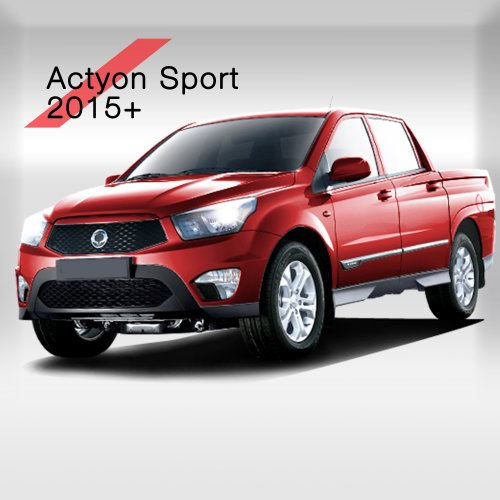 SsangYong Actyon Sports 2015+